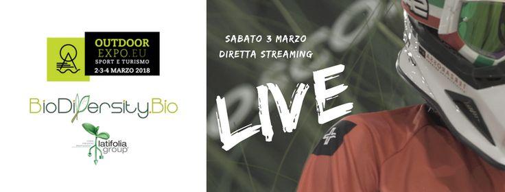 Biodiversity.Bio in diretta live il 3 marzo  leggi l'articolo di BiodiversityBio  http://www.biodiversitywar.it/biodiversity-bio-diretta-live-3-marzo/