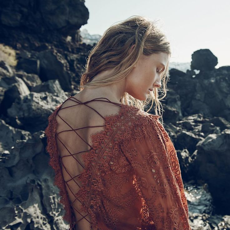 Bring It Back: The Alchemy embroidery dress from Resort Swim 16. One of our…