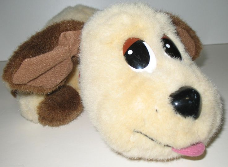 Did you have a Pound Puppy? Do you remember them? This one is from 2004. #poundpuppy #ck $29.95