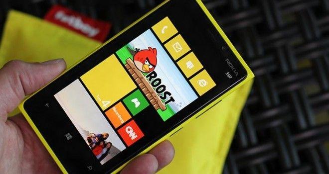 Nokia repuntando con Lumia 920, buen smartphone (y)