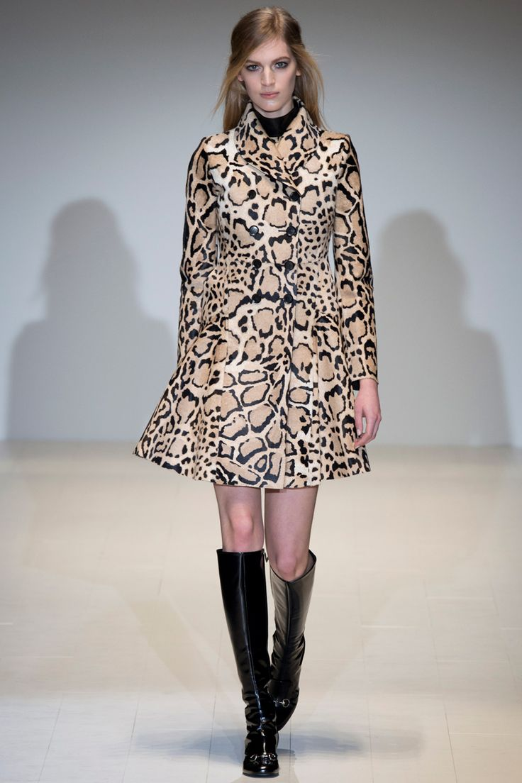 Gucci Fall 2014 RTW - Review - Vogue