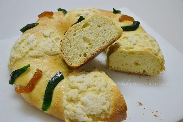 Rosca de Reyes | Madeleine Cocina