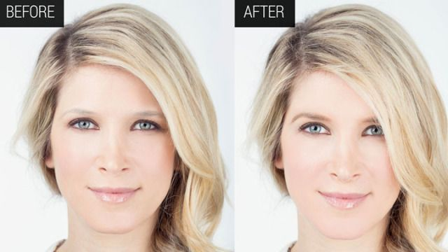 how to make eyebrows blonde
