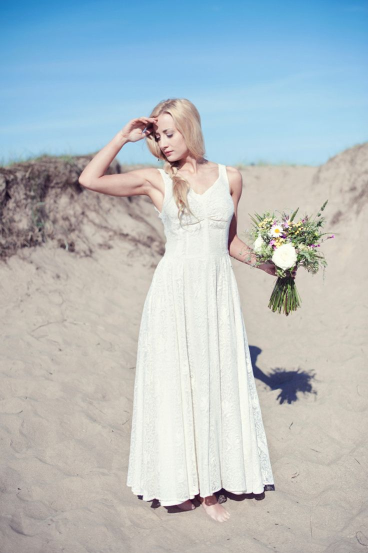 Beautiful, Natural, Eco-Friendly and Bohemian Bridal Style Shot on Location in Scotland | Love My Dress® UK Wedding Blog