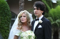Get the inside scoop on Gene Simmons wedding to Shannon Tweed.
