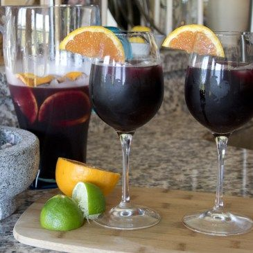 Sangria How-To