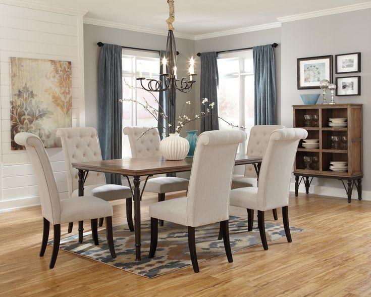 7 piece rectangular dining room table set