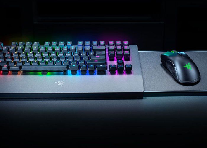 Collaboration Gaming Console Peripherals The Razer Xbox One Mouse And Keyboard Will Be At Ces 2019 Trendhunter Com Razer Gaming Keyboard Razer
