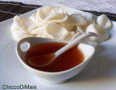 Salsa agrodolce cinese (ricetta base). Ricetta facile della salsa agrodolce cinese da servire con nuvolette di drago, ravioli al vapore, involtini primavera