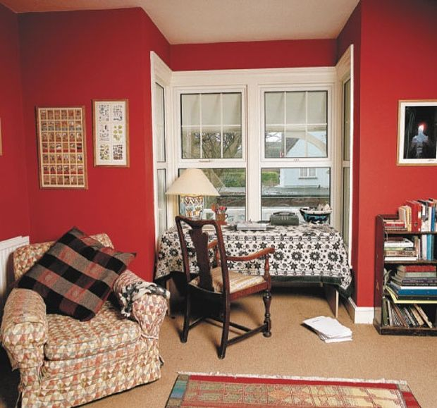 Writers' rooms: Kate Mosse