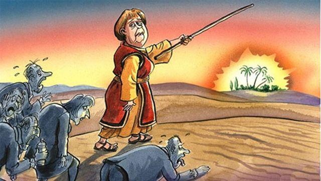 Während die deutsche Regierung über den Kurs in der Flüchtlingsfrage streitet, scheint den meisten der Deutschen die Geduld auszugehen, schreibt die Welt. Laut einer Umfrage fordern 64 Prozent eine…