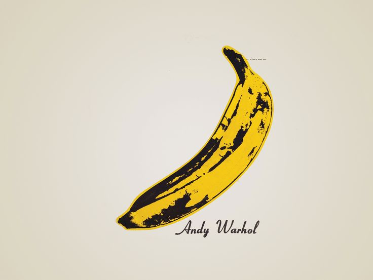 Peel slowly and see, Andy Warhol, 1967