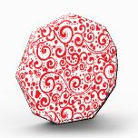 Valentines - Red Hearts and Swirls Seamless Acrylic Award Valentines - Red Hearts and Swirls Seamless Acrylic Award 					 			 					 $79.10 			 by  Tannaidhe  https://www.zazzle.com/valentines_red_hearts_and_swirls_seamless_acrylic_award-256485347638356092?rf=238565296412952401