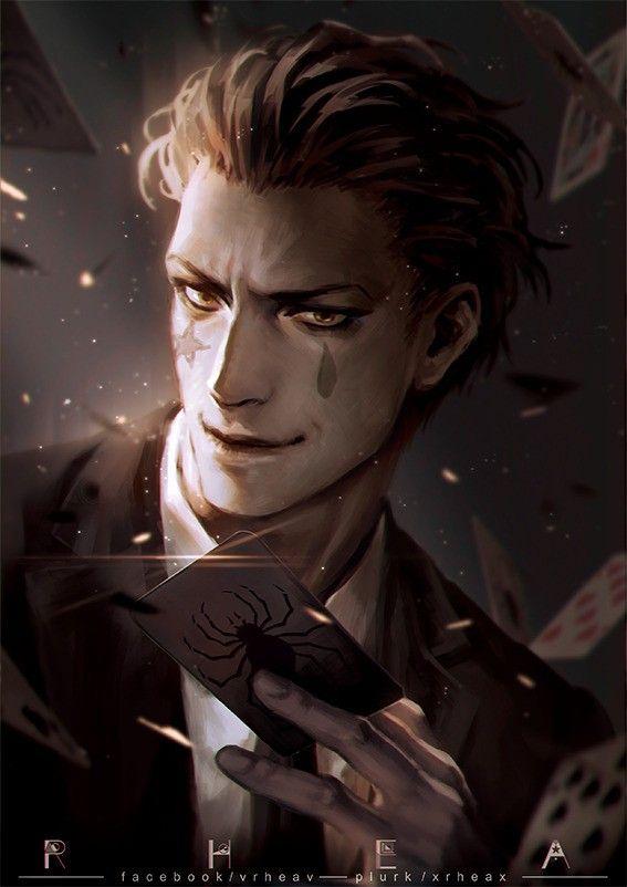 Hisoka Hisoka Hunterxhunter Hisoka Fantasy Art Men