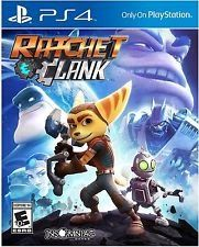 Ratchet & Clank (Sony PlayStation 4 2016) PS4 Video Game - Brand New & Sealed!