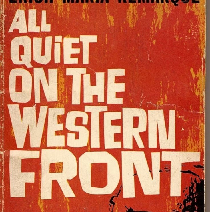 a different story of hitler and nazi in remarques all quiet on the western front All quiet on the western front is not only an anti -war book, but it advances chilling and revolutionary for the time, concepts about the army and a military life in general, the concept of.