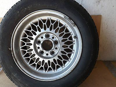 "Bmw e34 bbs #alloy #wheel 523 525 528  15"" #wheel with  #tyre.. if you want it,  View more on the LINK: 	http://www.zeppy.io/product/gb/2/301896903344/"