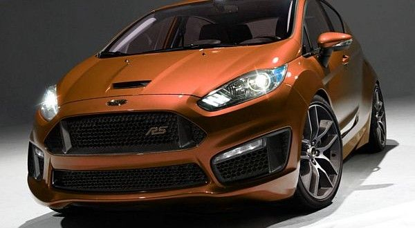 ford new car release2017 Ford Fiesta RS  New Ford Cars 2015 2016  Cars release dates