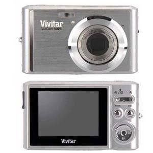 Sakar International VS325-SILVER 16.1 MP Dig Cam 2.4 Silver by Sakar. $72.04. Vivitar 16.1MP Digital Camera 3X Optical Zoom 2.4