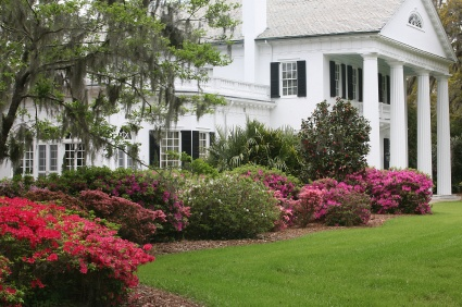 southern home plantations | ... my theme is Summer in the Big House, Old Southern Plantation Recipes