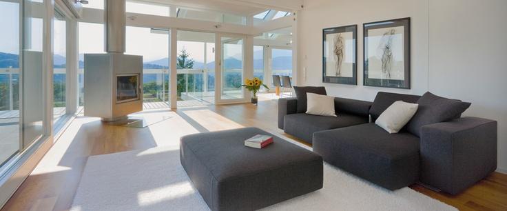 wahre gr e kommt von innen das kompakte huf haus f r kleine grundst cke modern und. Black Bedroom Furniture Sets. Home Design Ideas