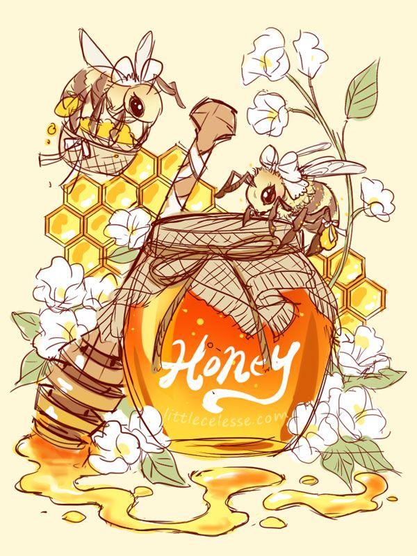 Ludicrous Peculiar — celesse:   Bees WIP!