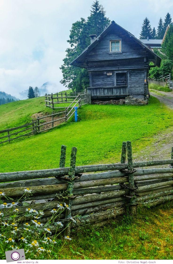 Familienurlaub in Kärnten | im Feriendorf Kirchleitn mit Ranger-Tagen für Kinder | Wandern mit Kindern durch den Biosphärenpark Nockberge in den Gurktaler Alpen