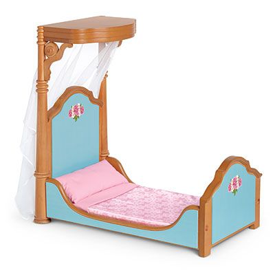 How To Make Marie Grace's Canopy Bed