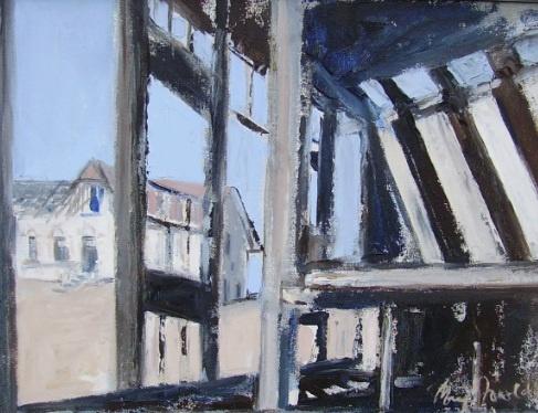 Mary Fowlds Old Farm House