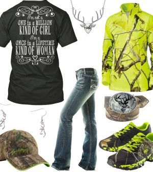 Once In A Lifetime Lime Camo Outfit – Real Country Ladies