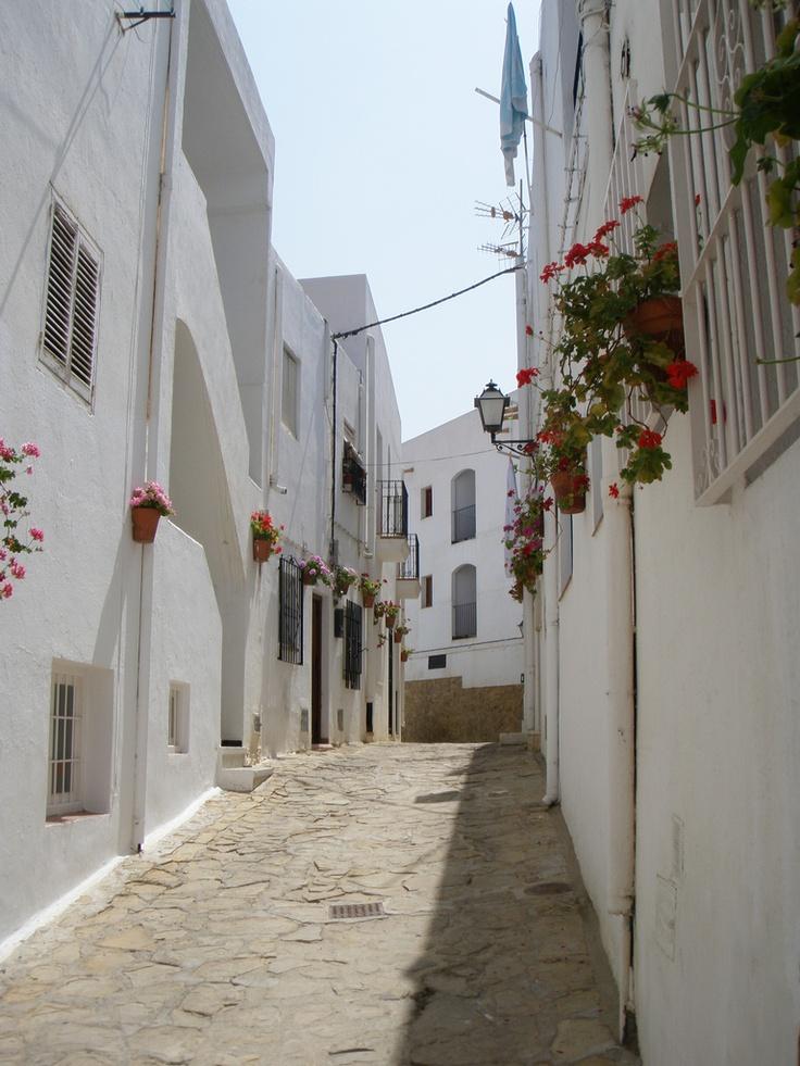 Mojacar, Almeria, España