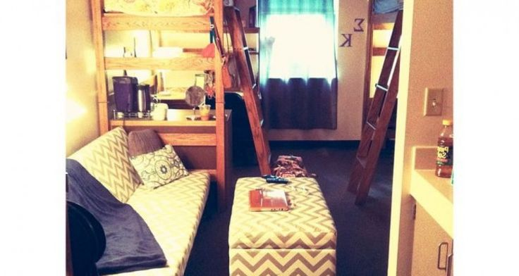 Create A Magnificent Modern And Cool Dorm Room Ideas
