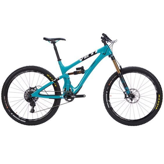 Yeti Cycles: Yeti SB6C GX Complete Mountain Bike 2016