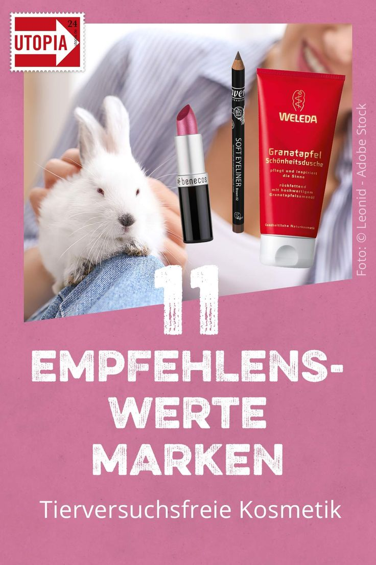 Welche Kosmetikmarken Machen Tierversuche