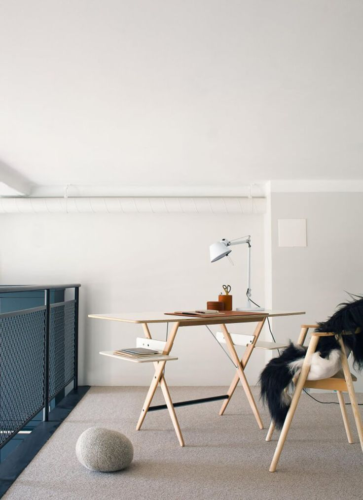 Work Space | Stockholm Apartment by Oscar Properties | est living