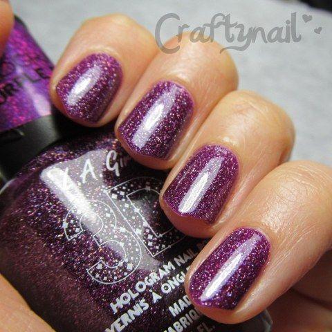 purple effects