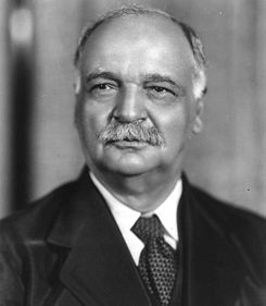 Charles Curtis - Last Vice President to wear facial hair.