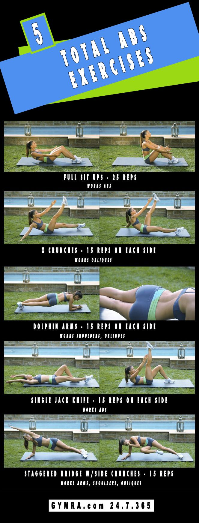 Ab Workout. Build your own workouts or make computer generated ones using mini…