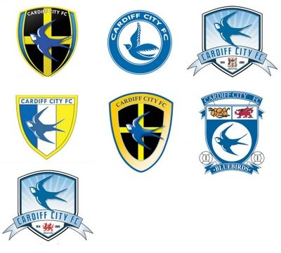 Still cardiff... Different logos