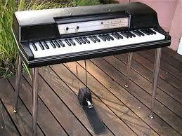 Wurlitzer Electric Piano  Still on my list.