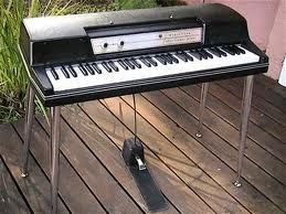 Wurlitzer Electric Piano  Still on my list.