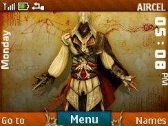 Free Assassin's Creed theme by ratikant9 on Tehkseven