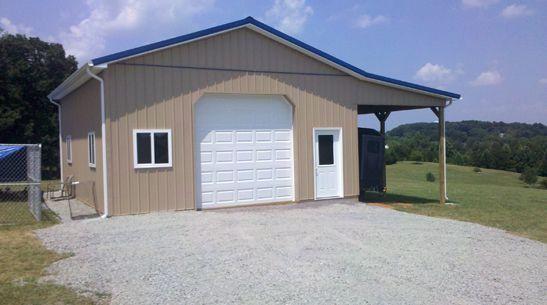 12 best garage plans images on pinterest 2 car garage for Pole barn blueprint creator