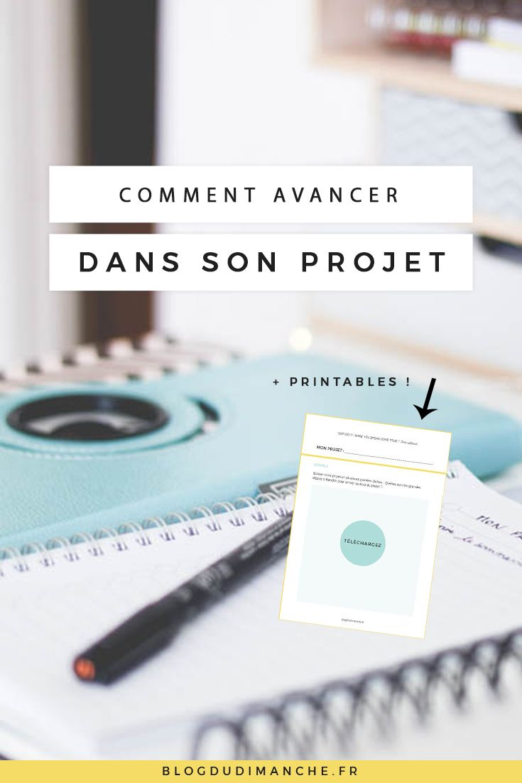 Si vous êtes en phase de préparation d'un projet, ce billet pourra sûrement vous aider à passer à l'étape de la concrétisation ! GO !