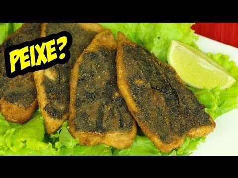 COMO FAZER SARDINHA FRITA (PEIXE VEGANO • CROCANTE E SEQUINHO) #129 VegetariRANGO - YouTube