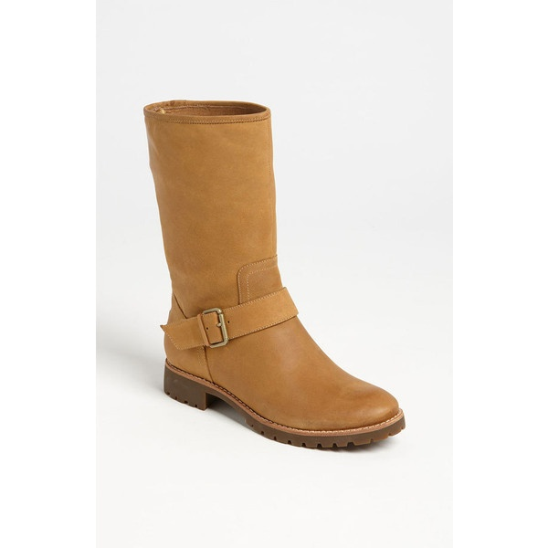 Sperry Top-Sider 'Cortland' Boot (Online Exclusive) Womens Light... ($198) ❤ liked on Polyvore