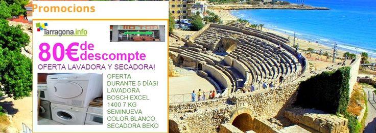 #Oferta a la botiga d'articles de segona mà Tio Tom #Tarragona