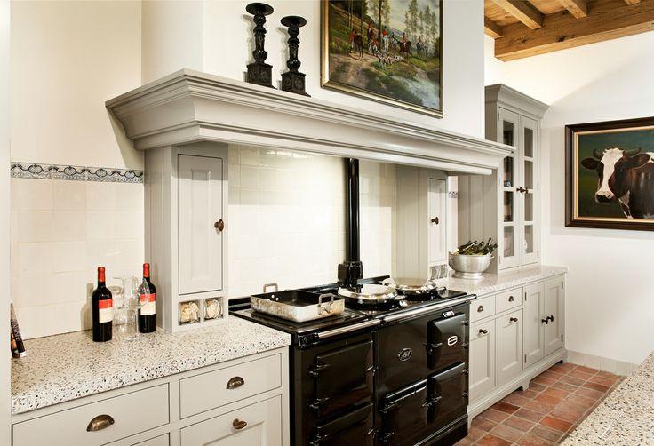Landelijke keuken Achterhuys - Tinello Keuken & Interieur - keuken ideeën   UW-keuken.nl #keukens