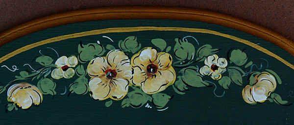 Kreative Hausnummern Grünn, Wildblumen Hausschilder nach Wunschtext