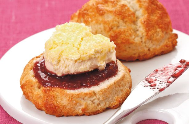 Gluten-free scones are perfect for anyone who is gluten intolerant, or simply fancy trying something a little different. Everyone loves a cup of afternoon tea with a delicious scone and jam, so give it a go today for a real treat! If you find it tricky rolling out crumbly gluten-free flour mixture, use an ice-cream scoop!